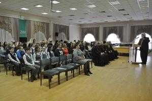 В областной публичной библиотеке прошел праздник православной книги