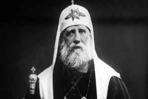 Слово о вечном. Столетие избрания святителя Тихона на Патриарший престол