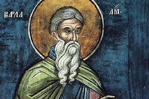 Слово о вечном. Преподобный Варлаам и Иоасаф, царевич Индийский