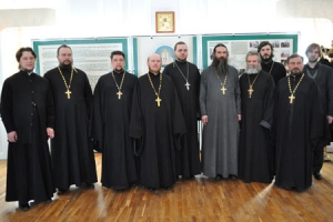 Представитель Орловской епархии принял участие в семинаре епархиальных миссионерских отделов ЦФО