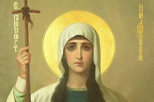 Слово о вечном. Святая равноапостольная Нина, просветительница Грузии. Часть вторая