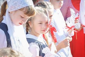 Престольный праздник ливенского Георгиевского храма. Фоторепортаж