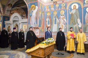 Руководитель епархиального отдела религиозного образования принял участие в курсах повышения квалификации