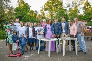 В Орле православная молодежь провела акцию в защиту жизни
