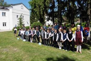 Впервые в болховской православной гимназии-пансионе прозвенел последний звонок