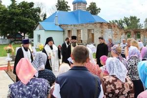 В Арбузово под Кромами построят храм Казанской иконы Божией Матери