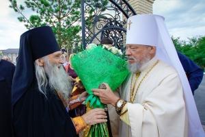 День Крещения Руси в Вятском Посаде. Фоторепортаж