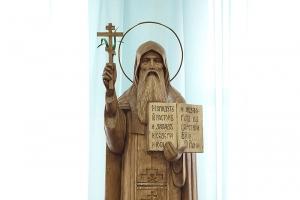 «Пасхальный день земли Орловской»: книжная выставка в честь святителя Кукши