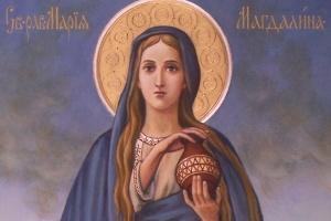 Слово о вечном. Равноапостольная Мария Магдалина