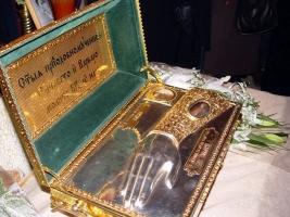 11 октября — cто лет со дня обретения мощей преподобномучениц Елизаветы Федоровны и инокини Варвары