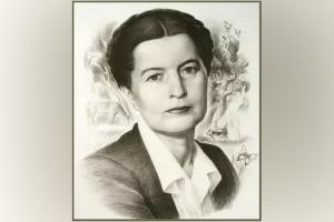 Орловчанам расскажут о христианских мотивах творчества Елены Благининой