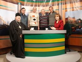 Выступление Высокопреосвященнейшего архиепископа Пантелеимона в эфире программы «Вечерний гость»
