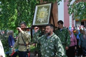 По территории Орловской области пройдет большой казачий крестный ход