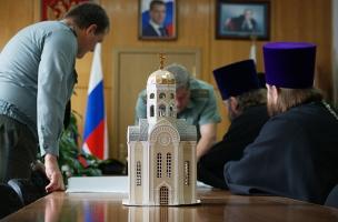 В Академии ФСО РФ начинается строительство гарнизонного храма