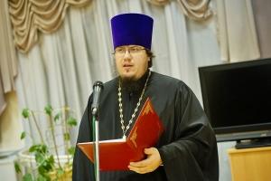 Представитель епархии поздравил крупнейшую библиотеку со 185-летием