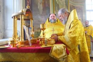 Митрополит Антоний: «Церковь — это пир веры, нашего счастья, нашего спасения»