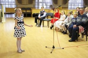 Первый конкурс чтецов духовной поэзии и прозы прошёл в Орловской епархии