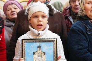 Чин освящения храма святой блаженной Матроны Московской в Орле. Фоторепортаж