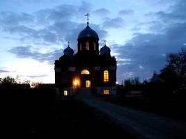 Архиепископ Пантелеимон совершил освящение главного храма монастыря во имя святой Марии Магдалины