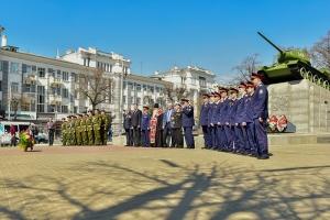 Архипастырь благословил патриотическую эстафету «Дорога Памяти»