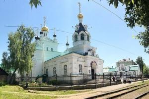 В Орле молитвенно почтили 115-летие посещение города святым страстотерпцем Николаем II