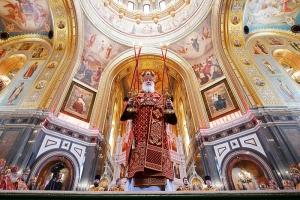 Три Архипастыря Орловской митрополии участвовали в праздновании памяти святых Мефодия и Кирилла в Москве