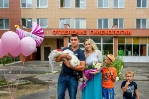 Орловская епархия поможет реабилитации маленькой Киры Карпухиной