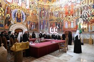 Впервые в истории заседание Священного Синода Русской Православной Церкви прошло на Валааме