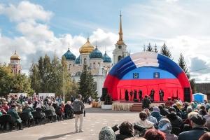 От колоколов до волынок: в Болхове прошел один из крупнейших в Центральной России колокольных фестивалей «Бирюза»