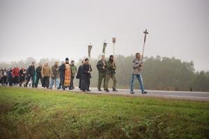 7-9 сентября пройдет крестный ход в честь святого Кукши