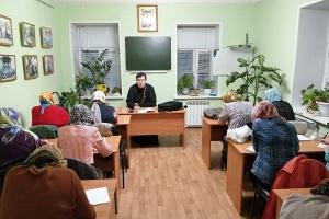 Стартовал 11-й учебный год богословских курсов для мирян. В них могут участвовать все желающие