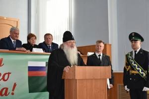 Митрополит Тихон поздравил с профессиональным праздником судебных приставов Орловщины