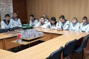 Священники рассказали орловским юнармейцам о вере и подвиге