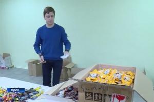 Орловская митрополия организует благотворительную акцию в помощь детям из Дмитровского района