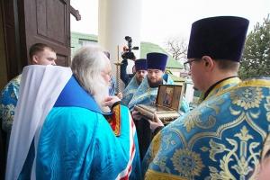 В Орёл прибыла частица Пояса Пресвятой Богородицы. Святыня пробудет в городе до 17 декабря