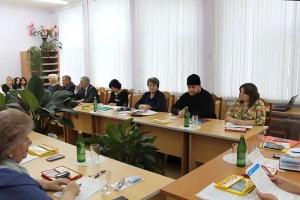 Положительный опыт взаимодействия Орловской епархии и Некрасовской школы-интерната заинтересовал учреждения для детей-сирот
