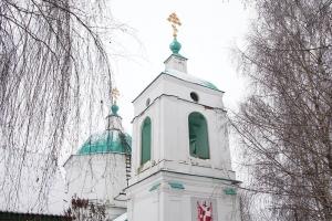Архиерейская литургия совершена впервые в новейшей истории храма в селе Путимец