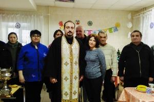 Радость Рождества Христова пришла к орловским бездомным