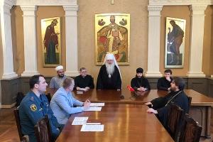 В Орловской митрополии состоялся семинар, разъясняющий подготовку паспортов безопасности религиозных объектов