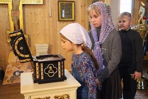 Частица мощей святой Екатерины передана в орловский храм