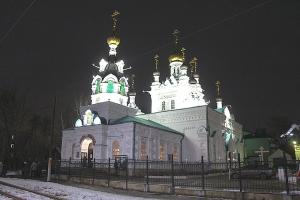 Иверский храм отмечает престольный праздник