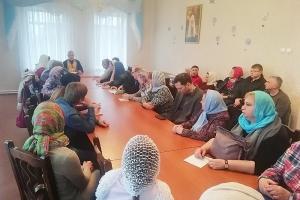 В Успенском соборе Орла открылся Евангельский кружок