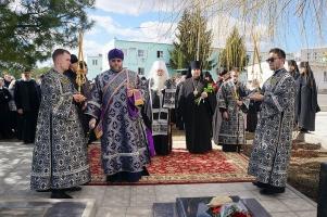 Орловчане молитвенно вспомнили архиепископа Паисия в 12-ю годовщину его кончины