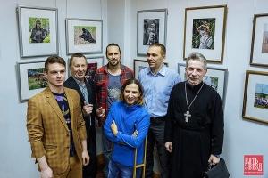 «Радуга над городом»: священник из Болхова представил свои фотоработы в Орловском краеведческом музее