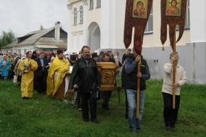 В Болхове отметили память священноисповедника Георгия Коссова