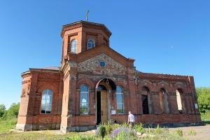Впервые после революции в Дьячьем состоялась архиерейская литургия