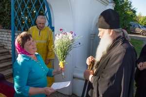 Святая Церковь отмечает память первоверховных апостолов Петра и Павла