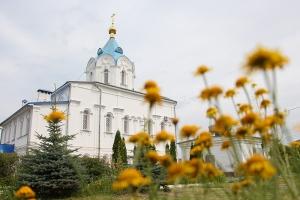 В Свято-Введенском монастыре отметили праздник Балыкинской иконы Божией Матери