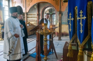В Орле молились о погибших в бесланском теракте в 2004 году