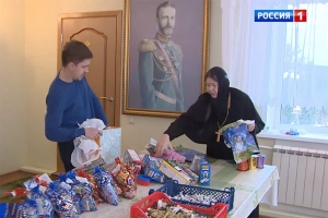 Пандемия в Орловской области не смогла погасить «Свет Рождественской звезды»